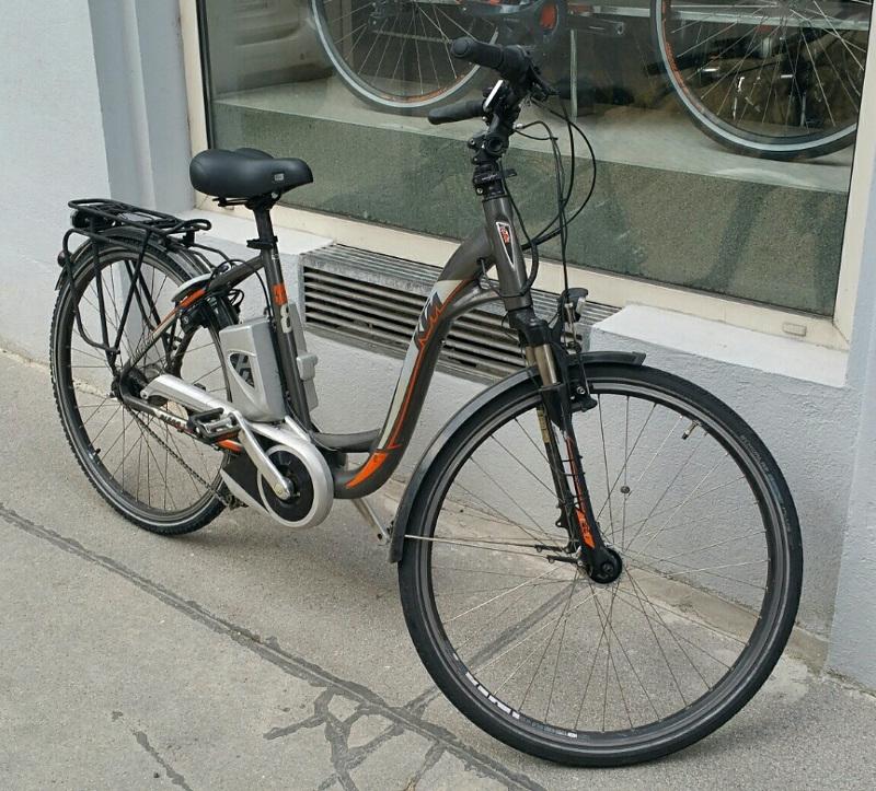 gebrauchte e fahrräder